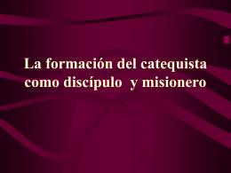 Uma Linda Mensagem - Junta Arquidiocesana de Catequesis Rosario