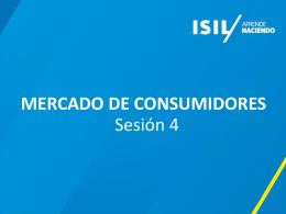Características del consumidor Comportamiento de compra del