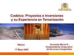 CODELCO - Chilexporta Servicios