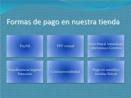 ppt tiendas virtuales III
