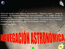 Navegación Astronómica 7