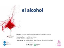 consecuencias del consumo de alcohol