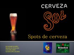 Comerciales de Cerveza