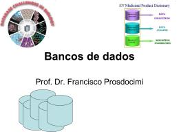 Bancos de dados Biológicos