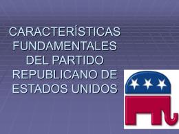 caracteristicas-del-partido-republicano