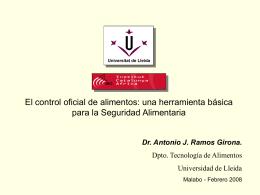 Reglamento (CE) 882/2004