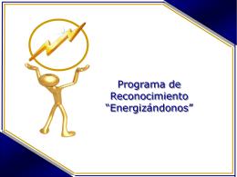 Bases del Programa