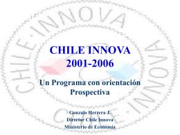 Programa de Desarrollo e Innovación Tecnológica