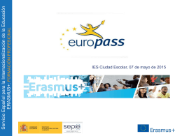 Europass Basic Alumnos