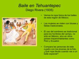 Baile en Tehuantepec - Bienvenidos a las clases de la Sra. Mardos