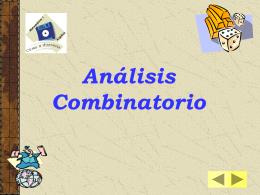 lisis Combinatorio