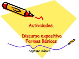 Actividad-discurso