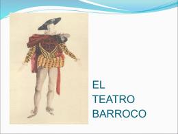 EL TEATRO BARROCO - E
