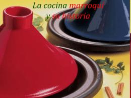 La cocina marroquí y su historia