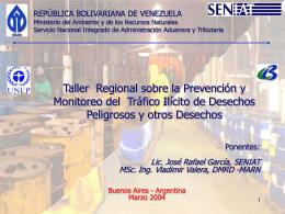 VENEZUELA Exposición