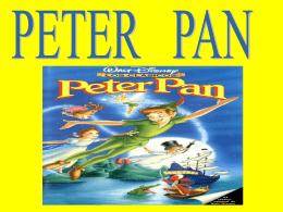 Cuento de Peter Pan
