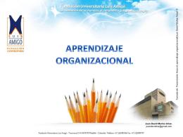AprendizajeOrganizacional