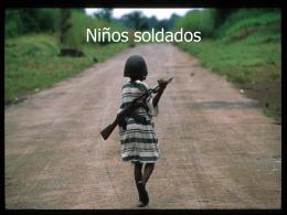 Ninos soldados - Ninos-de