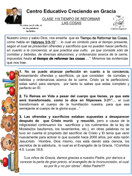 119 TIEMPO DE REFORMAR LAS COSAS (2)