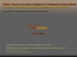 Van Gogh - GPS Information