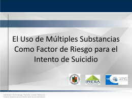 Uso de múltiples substancias