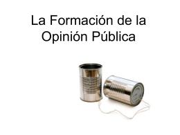 Diapositiva 1 - opinion