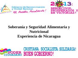 Hacia donde vamos ???? - Banco Central de Nicaragua