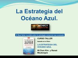 MATERIAL CURSO ESTRATEGIA DEL OCEANO AZUL