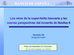 BASILEA AZUL - Banco de España