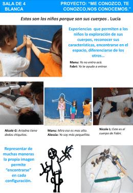 Blanca Poster 1 - Colegio del Sol