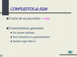 """Compuestos de """"sum"""""""