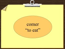 Comer - Mendy Colbert