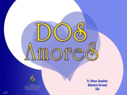 Seminario-Dos Amores