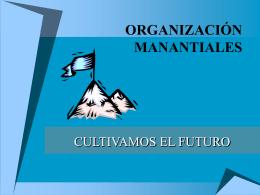 Organizacion Manantiales