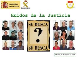mas_buscados - Ministerio del Interior