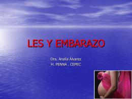 LES Y EMBARAZO