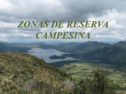 Zona de Reserva Campesina