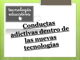 Conductas - irvincilloxmontalvo