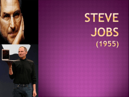 Steve jobs (1955)