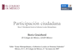 01 GRAIZBORD BORIS - LEAD Mexico
