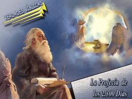 La Profecía de las 2300 tardesy mañanas