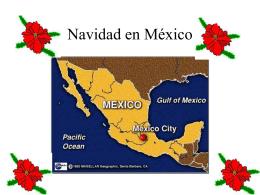 Navidad en Mexico - Chittenango Central Schools