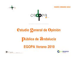Presentación a los medios EGOPA Verano 2010