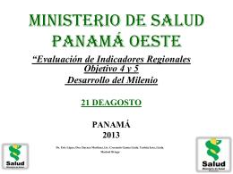 PANAMA OESTE