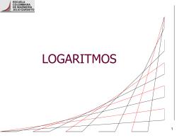 Logaritmo y exponencial
