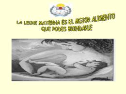 Lactancia Materna - Municipalidad de General Pueyrredón