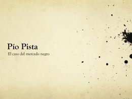 Pío Pista - Charo y Lee