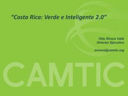 Estrategia CR Verde e Inteligente