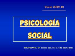 (Auto-concepto) e Identidad Social