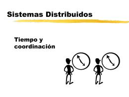 Servicios de Reloj - Departamento de Sistemas e Informática